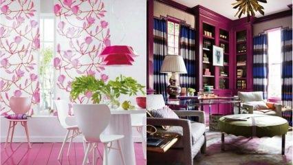 Ev dekorasyonu fikirleri