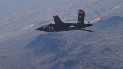 İnsansız savaş uçağı ilk kez havalandı