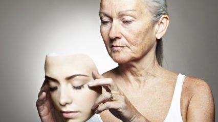 Türk bilim insanları yaşlanmayı geciktiren madde buldu!