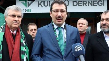 Skandal görüntülere AK Parti'den ilk tepki!