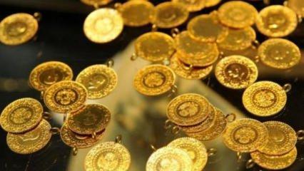 Çeyrek altın ne kadar? Altın fiyatlarında son durum ne? (15.03.2019)