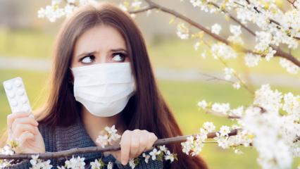 Bahar alerjisi nedir? Bahar alerjisi belirtileri nelerdir?
