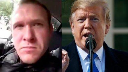 Camiye saldıran teröristten Trump ile ilgili dikkat çeken sözler
