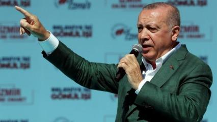 Erdoğan'dan CHP'nin kalesinde bomba haber: En büyük müjdem bu