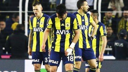 Fenerbahçe'de şok kayıp! 32 milyon TL...
