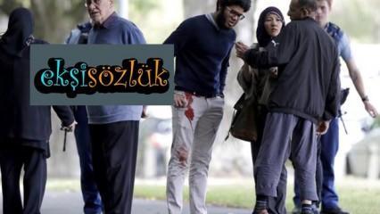 Kanlı saldırı sonrası Ekşi Sözlük'te skandal nefret sözleri!