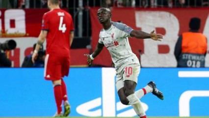 Liverpool Bayern'i bozguna uğrattı!