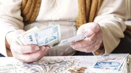 Emekli maaşı promosyon zamları açıklandı! SSK Bağ-Kur emeklileri...