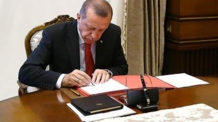 Erdoğan imzaladı! Devlet memurlarına  ödenecek zam ve tazminatlar
