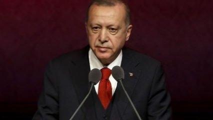 Cumhurbaşkanlığı paylaştı: İşte Erdoğan'ın arkasındaki güç