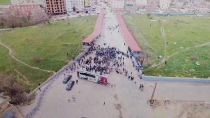 HDP'ye Diyarbakır 'da soğuk duş