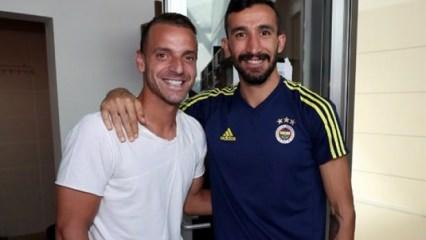 Mehmet Topal ve Soldado efsaneler karmasında!