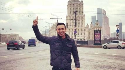 Mustafa Sandal Erciyes yolcusu!