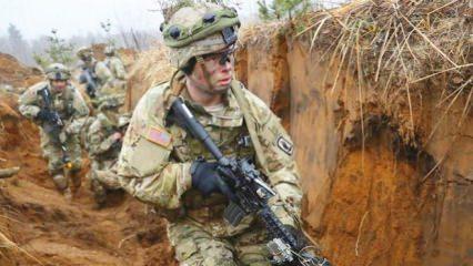NATO'dan Türkiye'ye müdahale provası