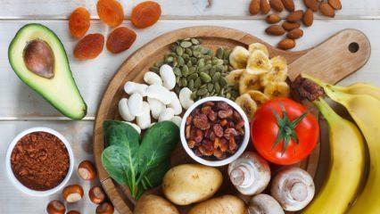 Potasyum eksikliğinin belirtileri nelerdir? Hangi besinlerde potasyum bulunur?