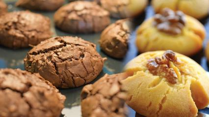 Pratik şerbetli kurabiye tarifi