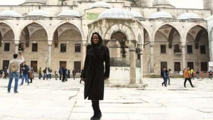 ABD'li şarkıcı: 'Golan Tepeleri'nin tek ve gerçek sahibi hiç şüphesiz Allah'tır'