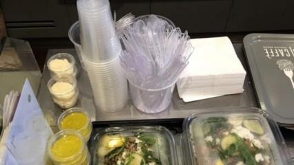 Plastik bardak, tabak, çatal, kaşık... Hepsini yasakladılar!