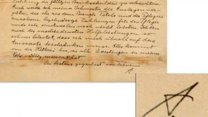 Einstein'ın Hitler'i anlattığı mektubu rekor fiyata satıldı