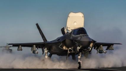 F-35'lerde hata üstüne hata!