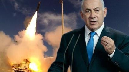 Netanyahu'nun alçak tehdidi sonrası İsrail ordusu harekete geçti!