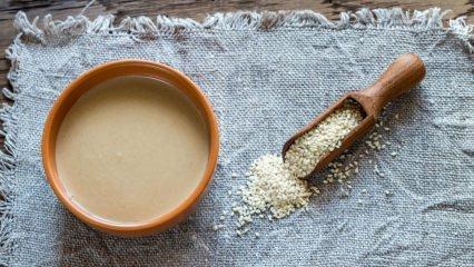 Tahinin sağlığa faydaları nelerdir? Günde 5 yemek kaşığı tahin tüketirsek ne olur?