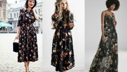 2019 elbise modelleri