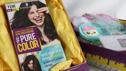 Schwarzkopf Pure Color saç boyası kalıcı mıdır? Pure color kullananlar