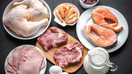 B12 vitamini eksikliğinin belirtileri neledir? B12 vitamini hangi besinlerde bulunur? B12 vitaminin faydaları...