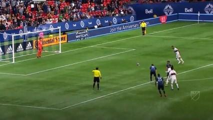 Eski Rizesporlu Ali Adnan'ı rezil eden penaltı!