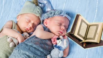 Kuranda geçen kız ve erkek bebek isimleri anlamları