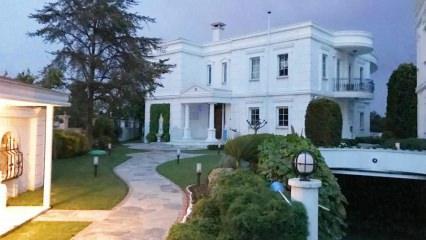 Medcezir dizisindeki villa satışa çıkarıldı!