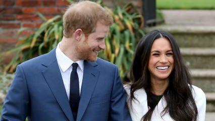 Meghan Markle ve Prince Harry rekora koşuyor! 1 milyon takipçi!