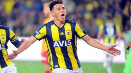 Eljif Elmas: 'G.Saray'a gol attığım için...'