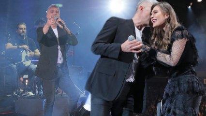 İsrail'de konser veren Özcan Deniz ve Aslı Enver'e Nihat Doğan, ateş püskürdü