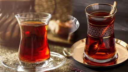 Siyah çayın faydaları nelerdir? Zararı var mıdır? Şekersiz siyah çayın bu faydası şaşırtıyor!