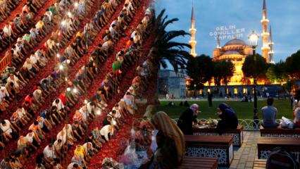 Sultanahmet'te iftar yapabileceğiniz en güzel yerler