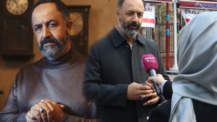 Vuslat dizisinin Salih Babası Mehmet Özgür'den çarpıcı ve samimi açıklamalar