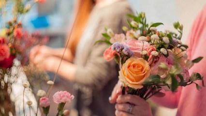 Çiçek tasarımı nasıl yapılır?
