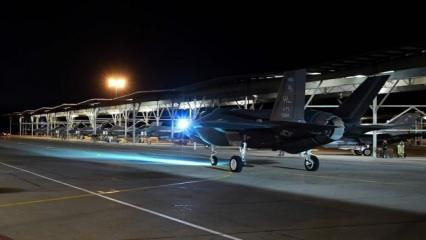 ABD bombayı patlattı! Ortadoğu ülkesine ilk kez F-35'lerini indirdiler