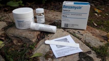 Benzamycin Topikal Jel sivilce kremi ne işe yarar? Benzamycin krem nasıl kullanılır, fiyatı?