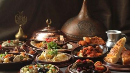 Bütçeye uygun kilo aldırmayan iftar menüleri