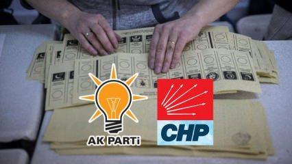 İstanbul'da kim önde? AK Parti ile CHP arasındaki oy farkı