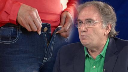 Kesin zayıflatan formül! Prof. İbrahim Saraçoğlu'ndan zayıflatan kür tarifleri