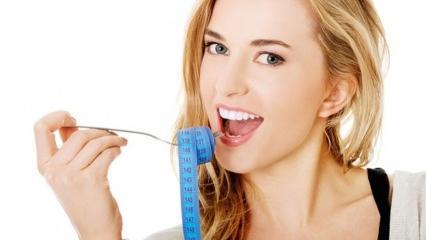 1 haftada kilo nasıl verilir? 1 haftada uygulanan kolay diyet listeleri