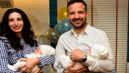 Başak Sayan ikizlerine iki yıl boyunca ne yaptı?