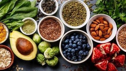 Besin değerleri yüksek yiyecekler nelerdir? Bezelyenin şaşırtan faydası...