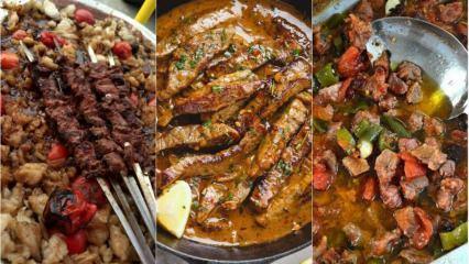 En kolay ve lezzetli et yemek tarifleri