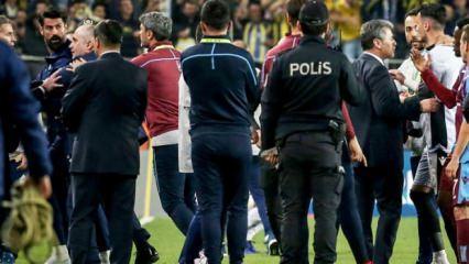 Volkan'ın tartıştığı Trabzonsporlu isim konuştu!