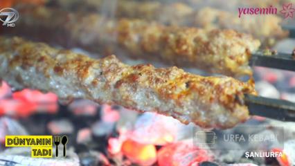 Urfa Kebabı nasıl yapılır?
